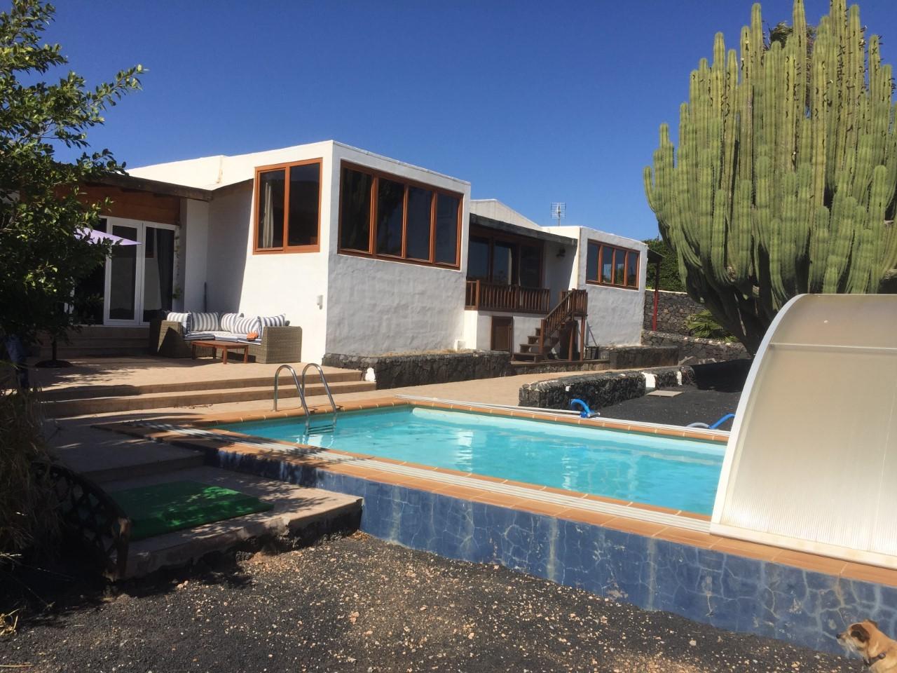 0206 villa in Macher, Lanzarote