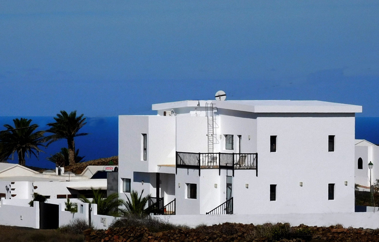 Beautiful villa near Timanfaya national park