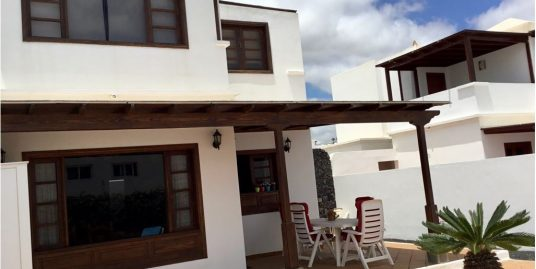 Semi detached property in Pto.del Carmen, ref.0268