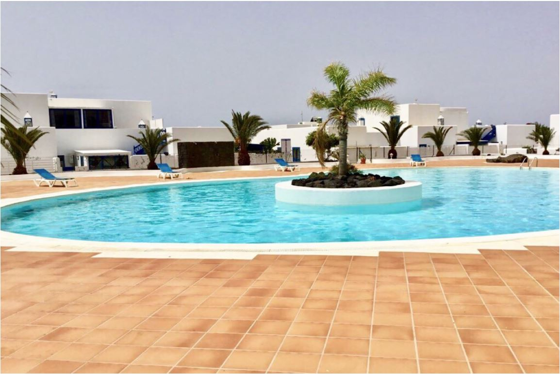 Puerto Calero,sought after duplex, ref. 0293