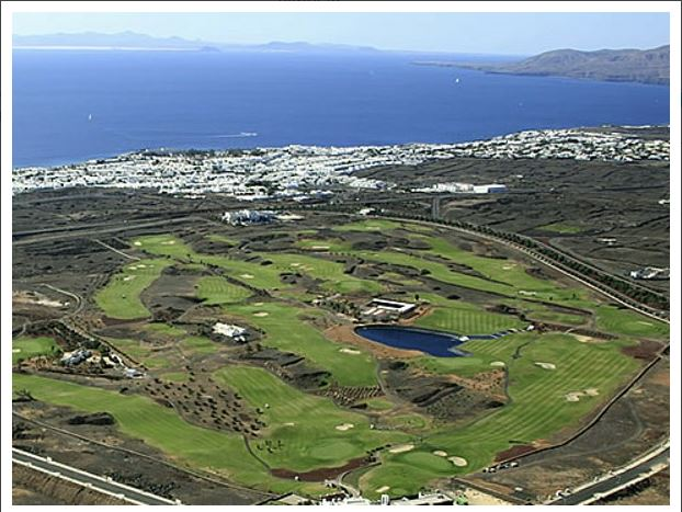Golf course Pto.del carmen, plots for sale, ref 0297