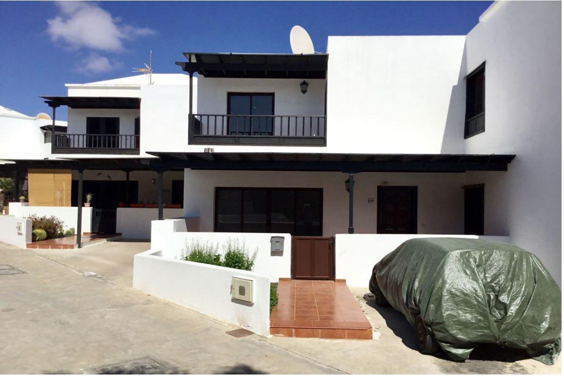 3 bedroom apartment in Costa teguise, Lanzarote, ref.0296