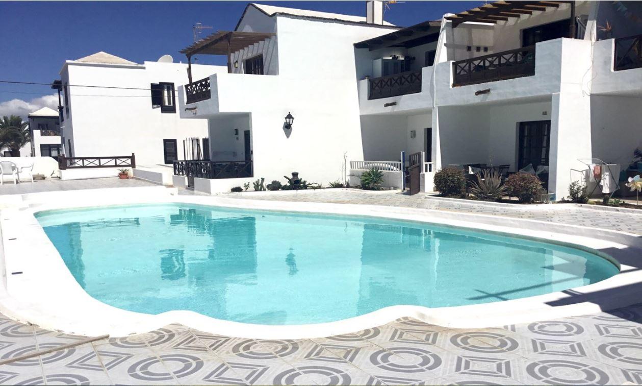 one bedroom apartment in Pto.del Carmen, ref.0307