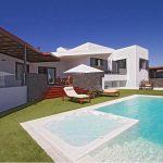 Ultra modern Villa for sale In Puerto Calero casasblancasproperties.com