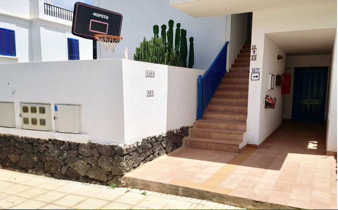 Costa Teguise, two bedrooms, for sale, ref. 0330