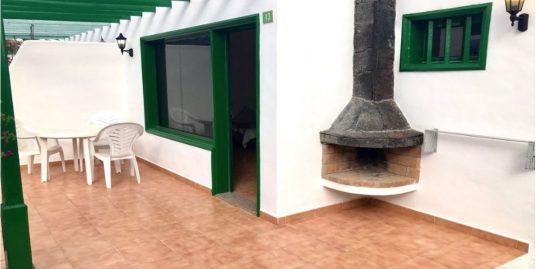 fabulous 1 bedroom bungalow in Pto.del Carmen, ref. 0333