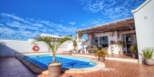 Immaculate villa for sale in Los Mojones, ref. 0338