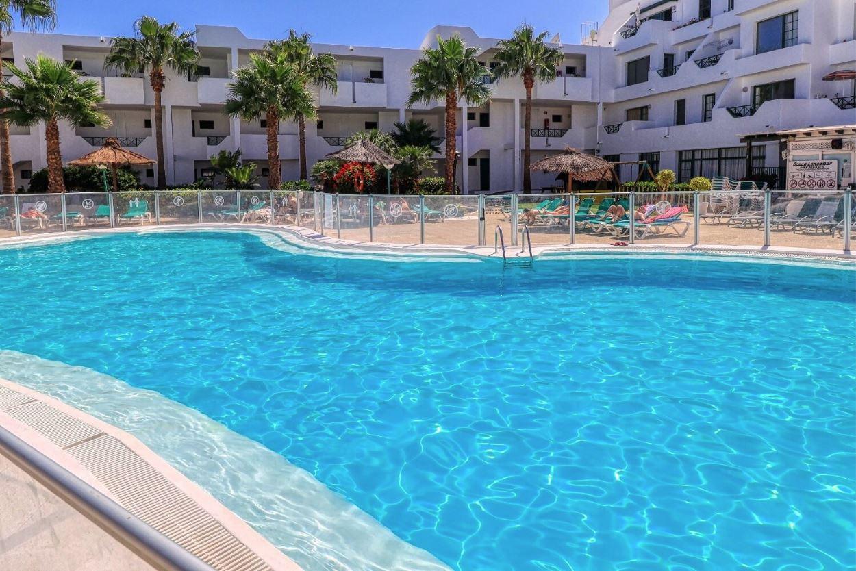 One bedroom apartment for sale in Pto.del Carmen, ref. 001E
