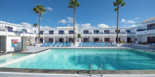 Apts for sale in Puerto.del Carmen, with guaranteed rental income, ref.0367