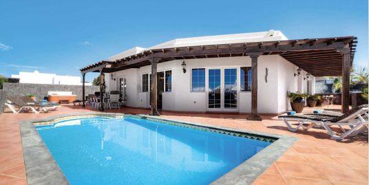 Spectacular 4 bedroom villa in Los Mojones, ref.0393